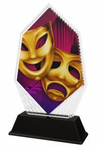 Divadelní trofej - PYR1M25 - zvìtšit obrázek
