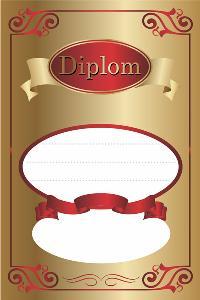 Diplom neutrální - DP0001