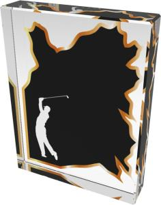 Golfová trofej - CR4008M02 - zvìtšit obrázek