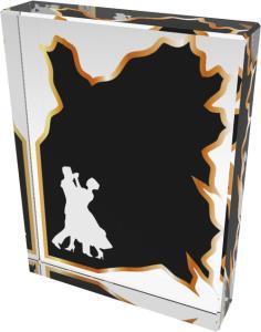 Taneèní trofej - CR4008M04 - zvìtšit obrázek
