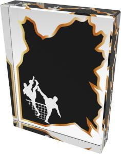 Nohejbalová trofej - CR4008M25