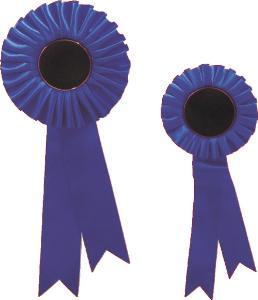 Kokarda - modrá K0004
