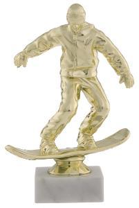 Figurka snowboard - F0103