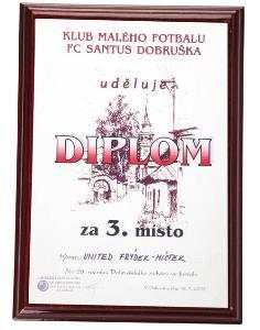 Døevìná plaketa - PLP