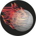 Emblém volejbal - 55