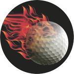 Emblém golf - 65