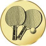 Emblém ping pong - LTK165