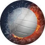 Emblém volejbal - 77