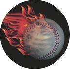 Emblém baseball - 56