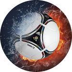 Emblém fotbal - 85