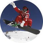Emblém snowboard - 99