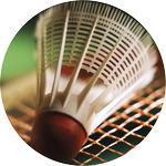 Emblém badminton - 103