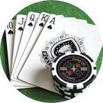 Emblém poker - 106