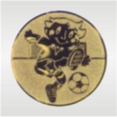 Emblém fotbal - E121