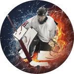 Emblém hokej - 91