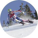 Emblém lyžování - 117