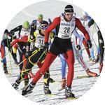 Emblém lyžování - 138