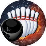 Emblém bowling - 92