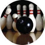Emblém bowling - 140