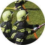 Emblém hasiè - 143