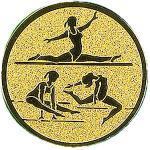 Emblém gymnastika - LTK127
