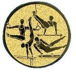 Emblém gymnastika - LTK126